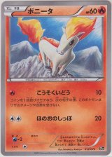 Ponyta 012/072 20th