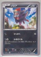 Zorua 037/060 XY1 1st